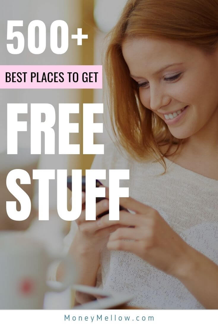 The best free stuff websites where you can get freebies and samples online...