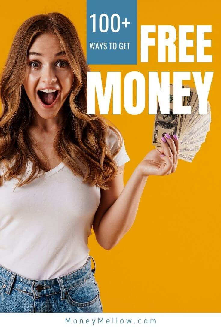 These are legitimate ways you can get free money right now. Try some today!
